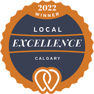 2021 Winner for Local Excellence, Calgary